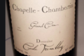 Domaine Cecile Tremblay. Chapelle Chambertin