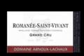 Domaine Arnoux-Lachaux. Romanée-Saint-Vivant