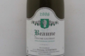 domaine Audiffred. Beaune Chaume Gaufriot blanc