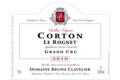 """Domaine Bruno Clavelier. Corton Grand Cru """"Le Rognet"""""""