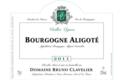 Domaine Bruno Clavelier. Bourgogne aligoté