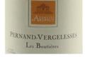Domaine D'Ardhuy. Pernand-Vergelesses « Les Boutières »