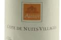 Domaine D'Ardhuy. Côte de Nuits-Villages