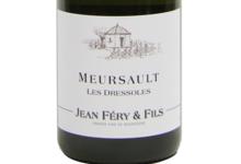 Domaine Jean Féry et Fils. Meursault « Les Dressoles » 2017.