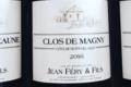 Domaine Jean Féry et Fils. Clos de Magny