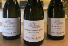 """Domaine Jean Féry et Fils. Puligny-Montrachet """"Les Nosroyes"""""""