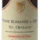 Domaine Guyon. Vosne-Romanée 1er cru « En Orveaux »