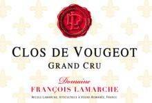 Domaine François Lamarche. Clos de Vougeot grand cru