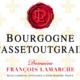 Domaine François Lamarche. Bourgogne Passetoutgrain
