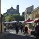 Marché de Castillon la Bataille (Centre Ville)