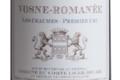 """Domaine du Comte Liger-Belair. Vosne-Romanée """"Les Chaumes"""""""