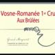 Domaine Gérard Mugneret. Vosne-Romanée Les Brulées – 1er Cru