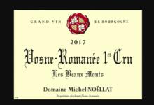Domaine Michel Noëllat. Vosne-Romanée 1er cru Les Beaux Monts