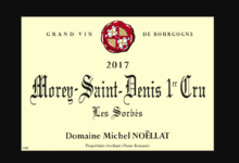 Domaine Michel Noëllat. Morey-Saint-Denis 1er cru Les Sorbés