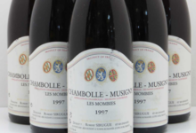 Domaine Robert Sirugue. Chambolle-Musigny Les Mombies