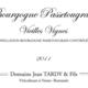 Domaine Jean Tardy & Fils. Bourgogne Passetoutgrain vieilles vignes