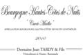Domaine Jean Tardy & Fils. Bourgogne Hautes-Côtes de Nuits. Cuvée Maëlie