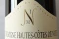 Domaine Jean-Marc Naudin. Bourgogne Hautes Côtes de Nuits rouge