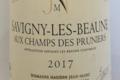 """Domaine Jean-Marc Naudin. Savigny-lès-Beaune rouge, """"aux champs des pruniers"""""""