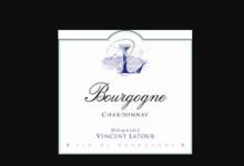 Domaine Vincent Latour. Bourgogne chardonnay