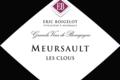 """Domaine Eric Boigelot. Meursault """"les clous"""""""