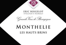 Domaine Eric Boigelot. Monthelie Les Hauts Bruns