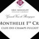 Domaine Eric Boigelot. Meursault 1er cru Clos de Champs Fulliot