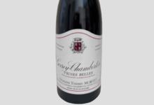 "Domaine Thierry Mortet. Gevrey-Chambertin ""Vignes Belles"""