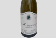 Domaine Thierry Mortet. Marsannay blanc