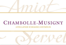 Domaine Amiot-Servelle. Chambolle-Musigny