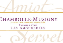 Domaine Amiot-Servelle. Chambolle-Musigny Premier Cru Les Amoureuses