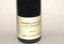 "Domaine Felettig. Chambolle-Musigny1er Cru ""Les Gruenchers"""