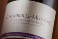 Domaine Sigaut. Chambolle Musigny 1er cru Les Chatelots