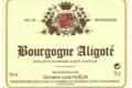 Domaine Louis Huelin. Bourgogne aligoté