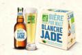 Brasserie Castelain. Blanche Jade