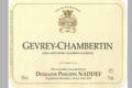 Domaine Philippe Naddef. Gevrey-Chambertin