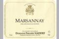 Domaine Philippe Naddef. Marsannay
