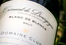 Domaine Cluny. Crémant de Bourgogne blanc de blancs brut