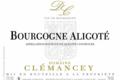 Domaine Clémancey. Bourgogne aligoté