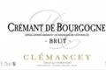 Domaine Clémancey. Crémant brut blanc de blancs