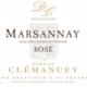 Domaine Clémancey. Marsannay rosé