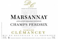 Domaine Clémancey. Marsannay Champs Perdrix
