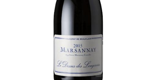 Domaine Fougeray De Beauclair. Marsannay Les Dessus des Longeroies