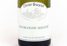 Domaine Olivier Guyot. Bourgogne aligoté