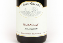 Domaine Olivier Guyot. Marsannay Les Longeroies