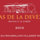 Mas de la Devèze. Côtes du Roussillon Villages Tautavel