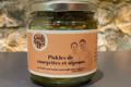 Les confinades. Pickles de courgettes et oignons