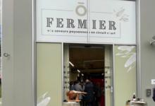 Ō FERMIER Batignolles