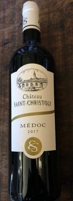 Château Saint Christoly 2017 - Cru Bourgeois AOC Médoc