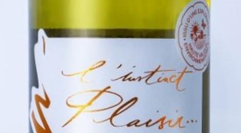 L'Instinct Plaisir Blanc 2020 IGP Le Pays Cathare